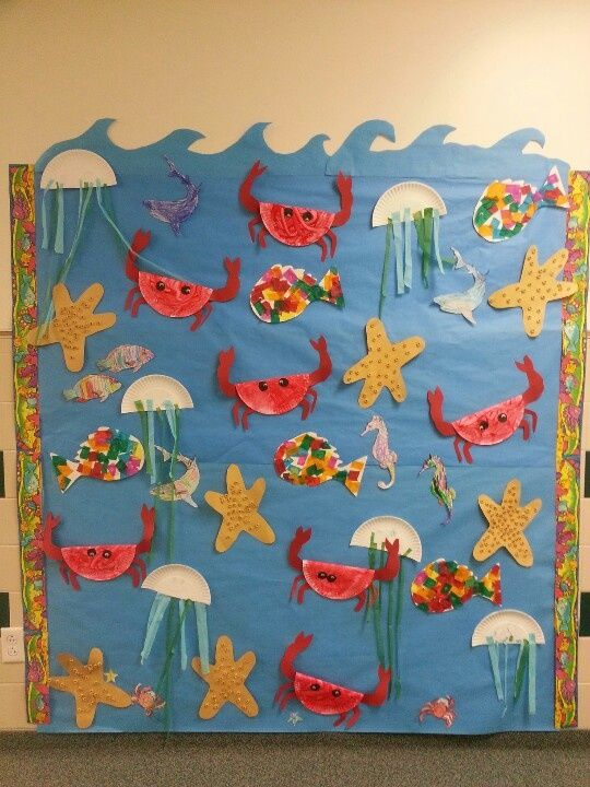 Under The Sea Activities For Kids Google Search Summer