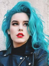 Best 25+ Turquoise hair dye ideas on Pinterest