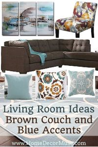 1000+ ideas about Brown Sofa Decor on Pinterest | Brown ...
