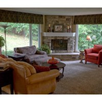 1000+ ideas about Corner Fireplace Decorating on Pinterest ...