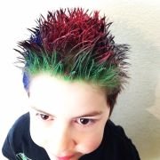 crazy hair day boys