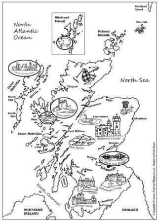 1000+ images about Scotland Unit Study on Pinterest