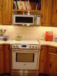 1000+ ideas about Microwave Shelf on Pinterest | Microwave ...