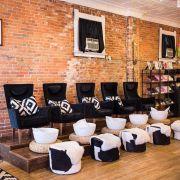 nail salon decor ideas
