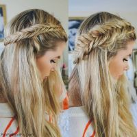 25+ best ideas about Side braid hairstyles on Pinterest ...