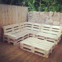 Online Wooden Sofa Small Grey Corner Uk Pallet Seat For Decking Area | New House ...