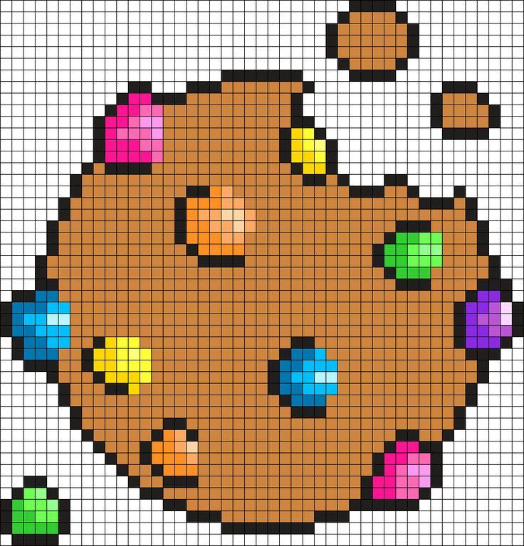 Food Perler Beads Patterns Pinterest Cream Perler - EpicGaming
