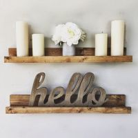 Best 25+ Bathroom shelf decor ideas on Pinterest | Half ...