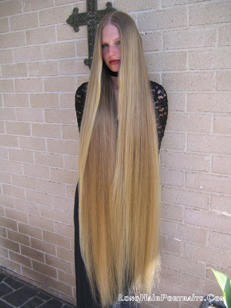 Mandy At Long Hair Love Pinterest