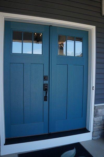 Double doors Doors and Front doors on Pinterest