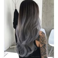 25+ best ideas about Gray hair on Pinterest