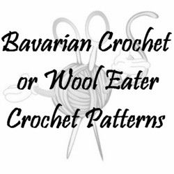 17 Best ideas about Bavarian Crochet on Pinterest