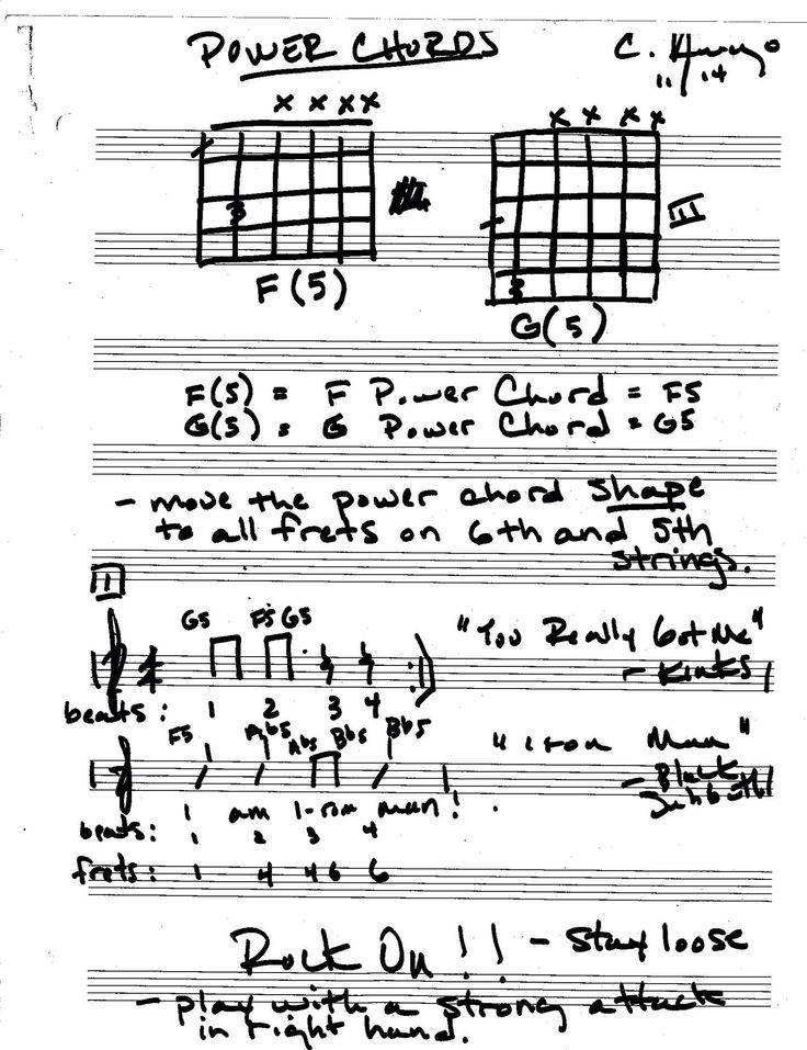 1000+ images about Guitar Lesson Materials (beginning