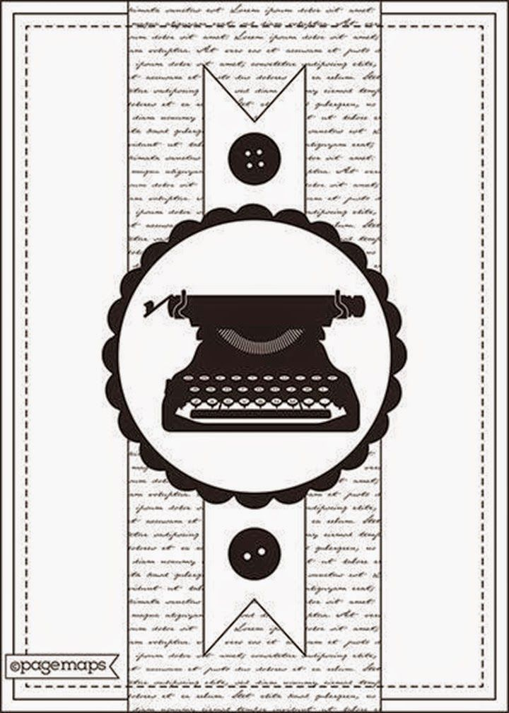 54 best images about Karten Schreibmaschine on Pinterest