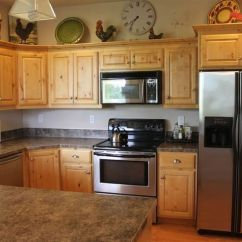 Kitchen Cabinets Discount Diy Cabinet Drawers Rustic With Wilsonart Deepstar Agate Laminate ...