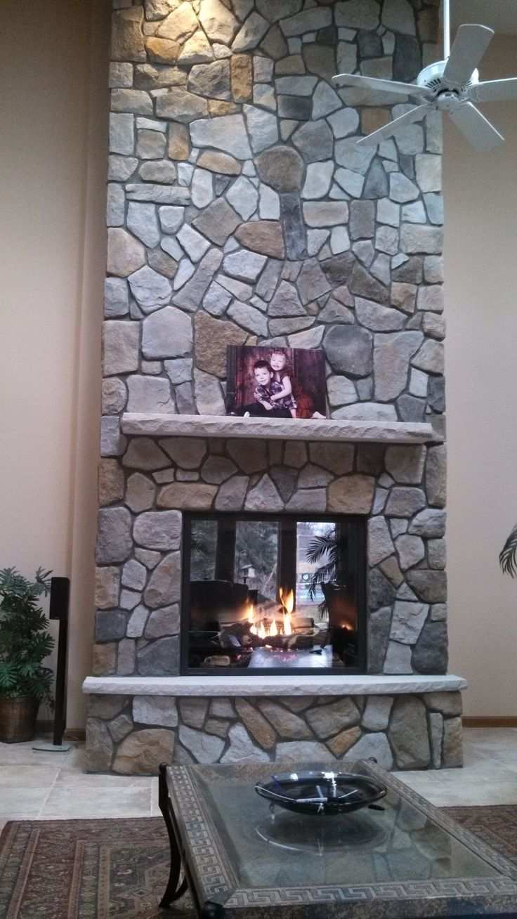 Aspen Dressed Fieldstone By Boral Cultured Stone With