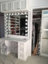 17 Best ideas about Closet Vanity on Pinterest | Makeup ...