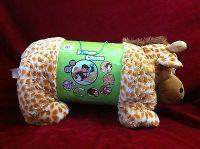 "New Pillow Chums Giant Jumbo 38"" x 34"" Jerry The Giraffe ..."