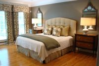 Mirrors over nightstands. | For the Home - Cisneros ...