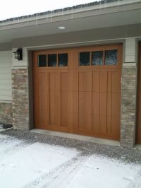 These doors are beautiful! | EZ Home Exteriors & Garage ...