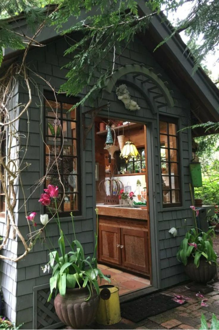 25 best ideas about Rustic Shed on Pinterest  Garden
