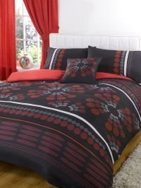 Bumper Duvet Complete Bedding Set With Matching Curtains ...