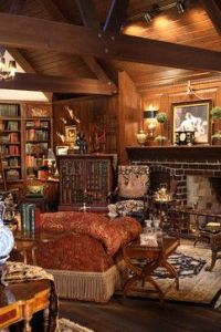 Old World Library Decor | Old English Library Decor http ...