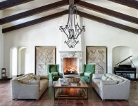 17 Best ideas about Mediterranean Living Rooms on ...