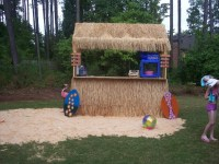 Backyard Beach Party | My Parties | Pinterest | We ...