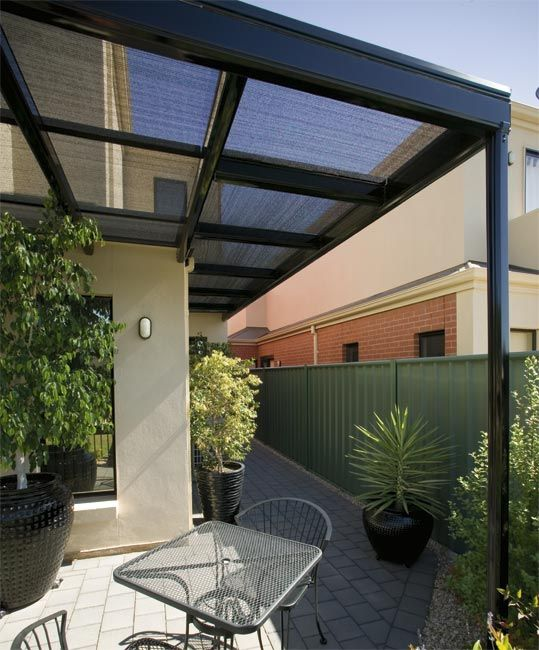 Pergola and Shade Blade System  Stratco NZ  Outdoor