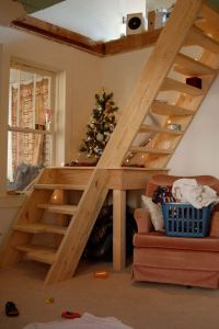 25+ best ideas about Small space stairs on Pinterest