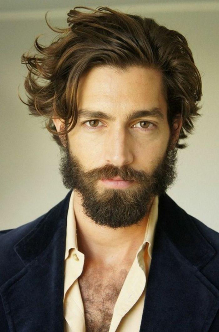 Die Besten 25 Mittellange Haare Männer Ideen Auf Pinterest
