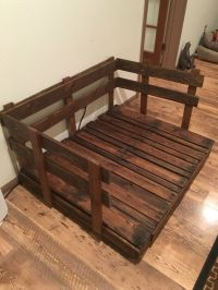 Best 25+ Dog bed pallets ideas only on Pinterest | Diy dog ...