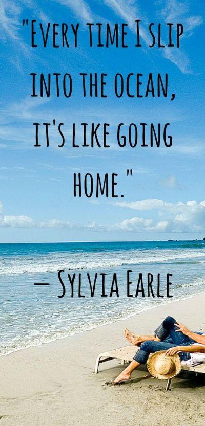 17 Best Ocean Quotes on Pinterest   Beach ocean quotes ...