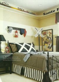 15 best images about The Boys' Room, Train Shelf on