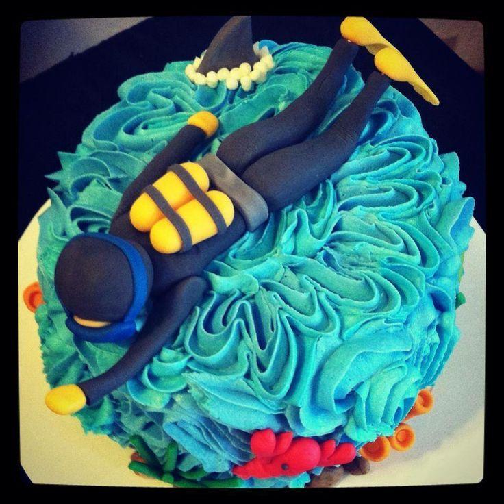 Cake Diver Szukaj W Google Cake Pinterest Cakes