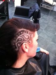 hair tribal