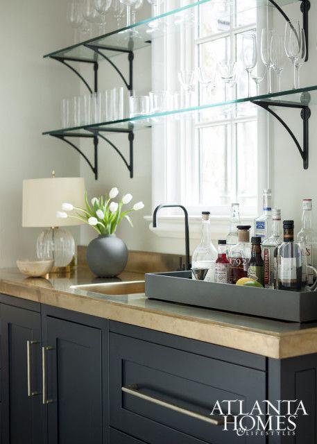 25+ best ideas about Glass shelves on Pinterest
