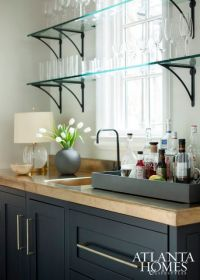 25+ best ideas about Glass shelves on Pinterest