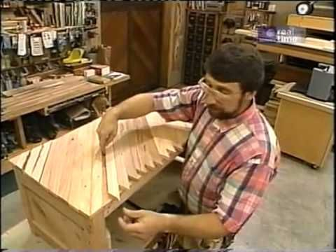 adirondack chair diy covers for desk chairs new yankee workshop 404 coffee table - edition youtube   wood stuff pinterest ...