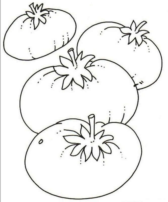 Dibujos Para Colorear De Verduras Colorear Sopa De