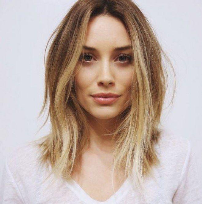 Die Besten 25 Lange Dünne Haare Ideen Auf Pinterest