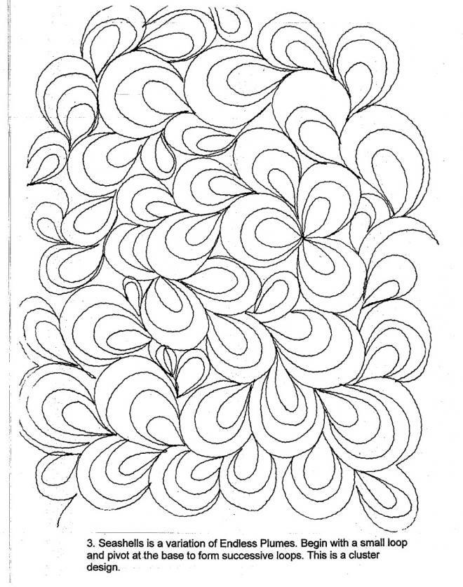 1000+ ideas about Machine Quilting Patterns on Pinterest
