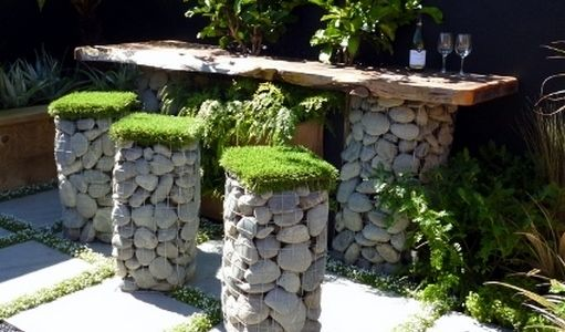 Cheap Retaining Wall Ideas Stone & Rock Gabions Ellerslie