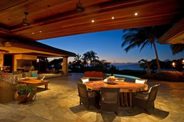 outdoor living space indoor patio luxury tropical kathy anderson room spaces dining area eklektik interiors areas rooms island homes discover