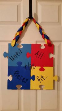 1000+ ideas about Autism Crafts on Pinterest | Autism ...