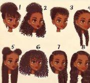 ideas curly hair