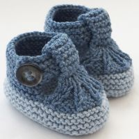1000+ ideas about Knit Baby Shoes on Pinterest | Knitted ...