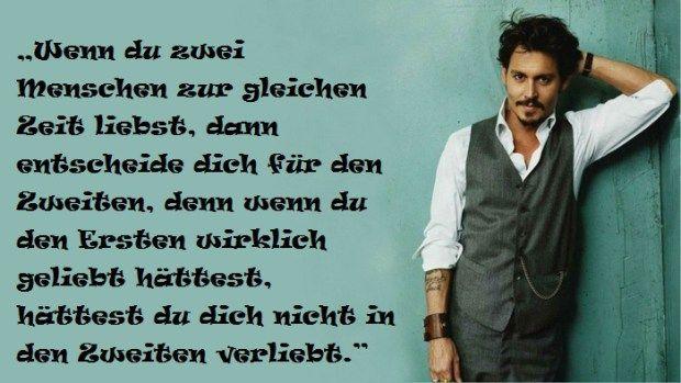 Johnny Depp Zitate Spruche Zitate Lebensweisheiten