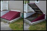 Inspiring Cellar Bilco Doors For Home Exterior Ideas ...